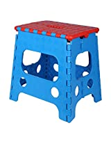 Foldable Stool for Stepping Up or Sitting (Multi-Color)