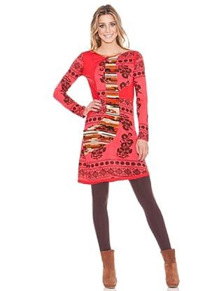 HHG Vestido Aura (Rojo)