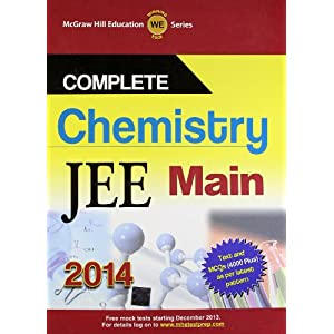 Complete Chemistry JEE Main 2014