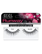 Ardell Runway Lashes, Fun-2 Rows Glitter Dots