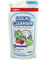 Pigeon 700ml Liquid Cleanser, Refill