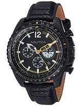Nautica Sports Analog Black Dial Men's Watch - NTNAI22506G