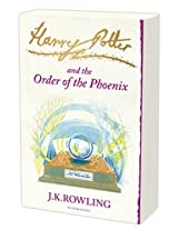 Harry Potter and the Order of the Phoenix (Book 5) (The Harry Potter)