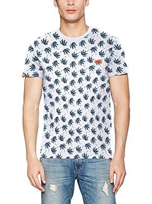 Superdry T-Shirt Manica Corta Aop Ss