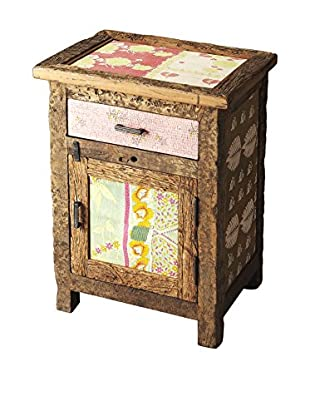 Butler Specialty Company Medley Reclaimed Wood Chairside Chest, Multi