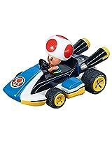 Carrera Go!!! - Nintendo Mario Kart 8 - Toad - 1:43 Scale Slot Car