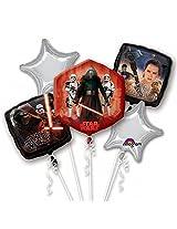 Star Wars Movie Birthday Party Balloon Bouquet