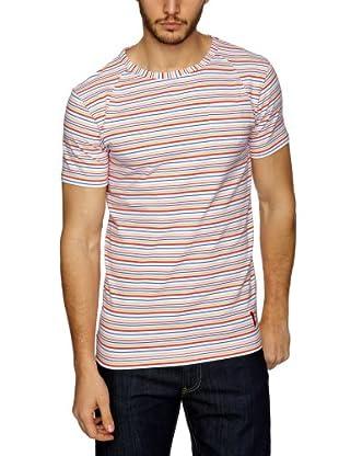 Villain Camiseta Stevie (Naranja)