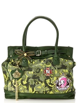 Tokidoki Shopping Bag Venice (militarygrün)