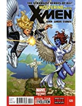 Wolverine and the X-Men #20 Comic Book