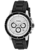 Fossil End of Season Briggs Analog Silver Dial Men's Watch - CH2924