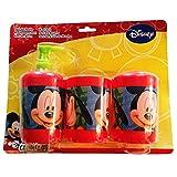 Disney Mickey Bathroom Set, Multi Color