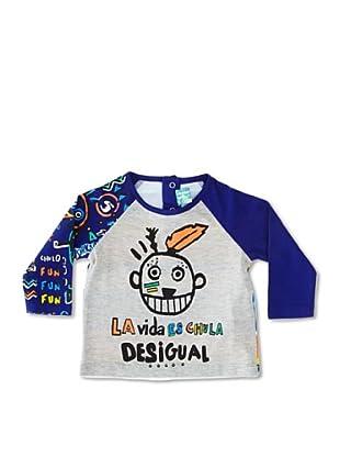 Desigual Camiseta Tomillo (Marino)