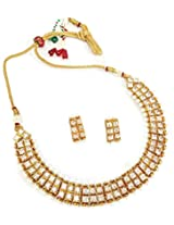 Divinique Jewelry Charming double strand Necklace set