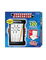 Cadaco Crossword Companion with 120 Puzzle