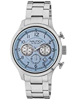 Nautica Sports Chronograph Blue Dial Men's Watch - NTA19631G