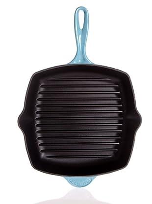 Le Creuset Parrilla Cuadrada Skillet 26 Cm. Color Caribe