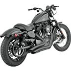 Vance & Hines Big Radius - Black 46055