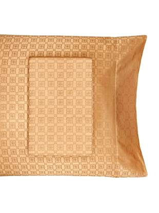 Home Treasures Albert Pillowcases (Olive/Gold)