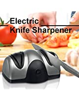 Multifunction Electric Automatic Knife Sharpener 2 Stage Kitchen Fruit Knife Scissor Sharp