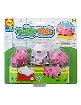 Alex Toys Rub A Dub Rub A Dub Piggy Pigs In The Tub By Alex Toys