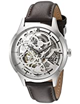 Kenneth Cole Analog Silver Dial Men's Watch - 10026284