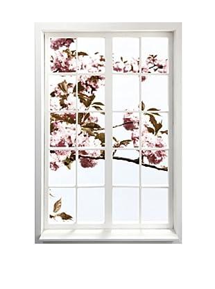 Art Addiction Spring Window II, Vertical