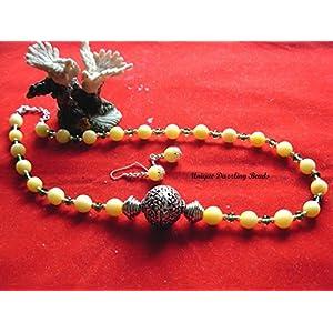 Unique Dazzling Beads Onyx Charm