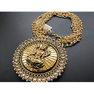 Dreamz Jewels Temple Jewelry Necklace
