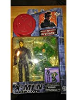 James Marsden As Cyclops Action Figure with Light-up Optic Blasts and Slime Trapped Jean Gray Action