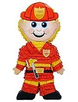 Aztec Imports Fireman Pinata