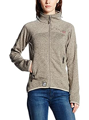 GEOGRAPHICAL NORWAY Fleecejacke Tenebreuse