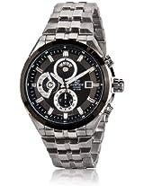 Edifice Ed425-Ef-556D-1Avdf -1 Silver / Black Chronograph Watches