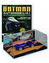 DC BATMAN AUTOMOBILIA FIGURINE COLLECTION MAGAZINE #28 DETECTIVE COMICS #122