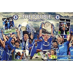 Chelsea Double Winners - Poster 24