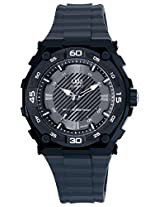 Q&Q Regular Analog Black Dial Men's Watch - GW79J001Y