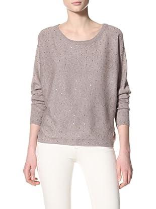Acrobat Women's Sequin Sweater (Barley)