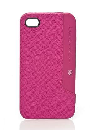 Piquadro Custodia iPhone 4/4S (Fucsia)