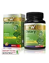 Wow Green Coffee Plus - 60 Vegetarian Capsules
