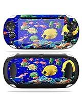 Protective Vinyl Skin Decal Cover For Ps Vita Psvita Playstation Vita Portable Sticker Skins Under The Sea