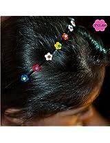 Flower power (Tiny Flower Hairband)