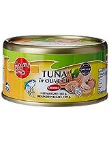 Golden Prize Tuna Chunks in Olive Oil, 185g