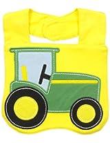 John Deere Baby-Boys Newborn Tractor Bib