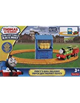 Thomas and Friends Percy and His Mail Car at the Post Office, Multi Color