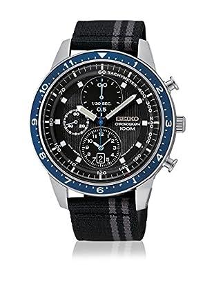 Seiko Reloj de cuarzo SNDF47P1 Negro 43  mm