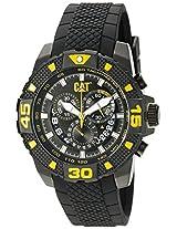 Caterpillar Analogue Black Dial Men's Watch - PT.163.21.127