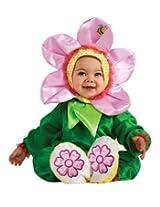 Rubie's Costume Cuddly Jungle Pink Pansy Romper Costume