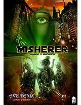 Misherer: Novela grafica Ciberpunk