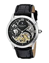Stuhrling Original Classic Analog Black Dial Men's Watch - 571.33151