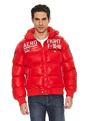 Geographical Norway Chaqueta Barth (Rojo)